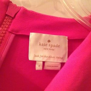 Kate Spade Pink Dress